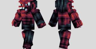 The Scourge Skin para Minecraft