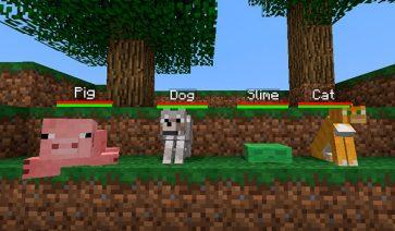 Useful Pets Mod para Minecraft 1.7.10