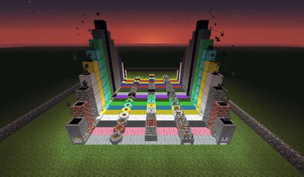 Fireplace Mod para Minecraft 1.8