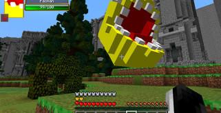 Horror Pacman Mod para Minecraft 1.7.10