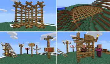 Lattice Mod para Minecraft 1.8