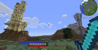 Mapwriter 2 Mod para Minecraft 1.8