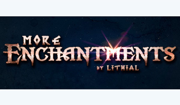 More Enchantments 1.7.2 y 1.7.10