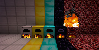 More Furnaces Mod para Minecraft 1.8