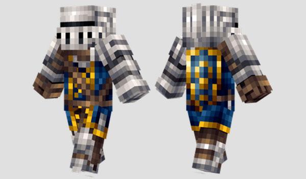 Oscar Skin para Minecraft