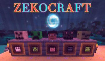 ZekoCraft Texture Pack para Minecraft 1.8