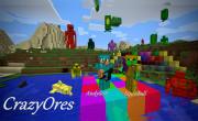 CrazyOres Mod para Minecraft 1.7.10