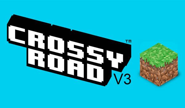 Crossy Road Map para Minecraft