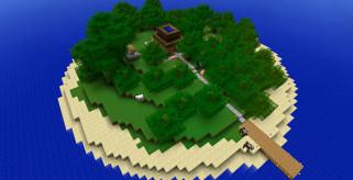 Escape Island Map para Minecraft