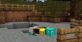 Lootable Bodies Mod para Minecraft 1.8