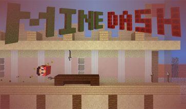 Mine Dash Map para Minecraft 1.8.7