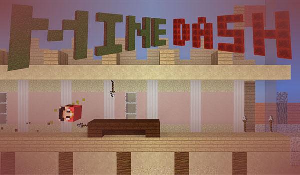 Mine Dash Map para Minecraft