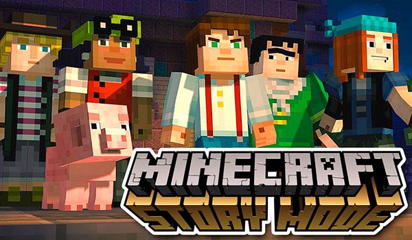 Filtrada una posible fecha de salida para Minecraft: Story Mode