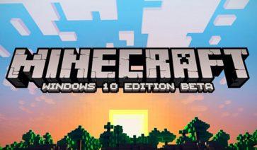 Actualización 0.12.1 de Minecraft Windows 10 Edition Beta y Minecraft Pocket Edition