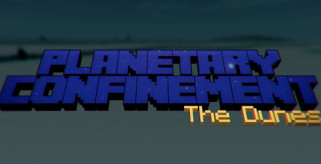 Planetary Confinement - The Dunes Map para Minecraft