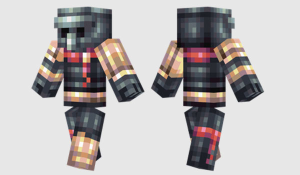 Arcaniax Skin para Minecraft