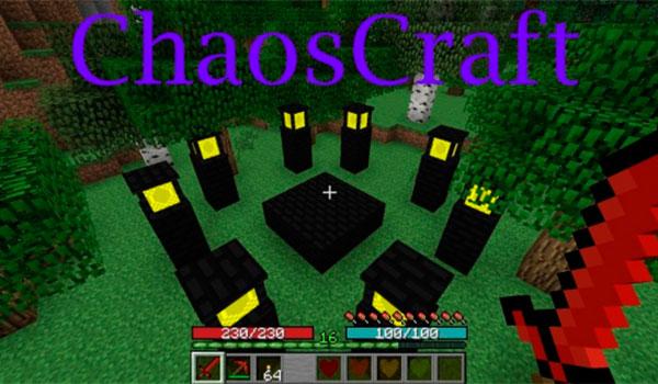 ChaosCraft 2 Mod para Minecraft 1.7.10