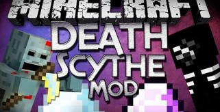 Death Scythe Mod para Minecraft 1.8