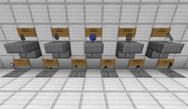 Frag Fest Mod para Minecraft 1.8