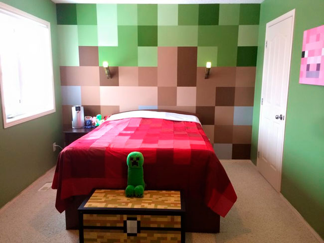 habitacion-decorada-minecraft-1