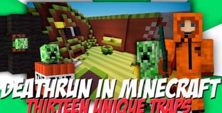 Minecraft Deathrun Map para Minecraft