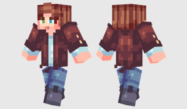 Otes Skin para Minecraft