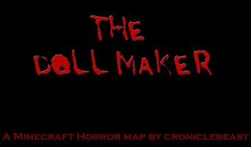 The Doll Maker Map para Minecraft 1.8