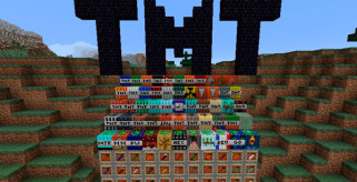 Too Much TNT Mod para Minecraft 1.8