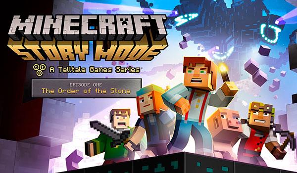 Minecraft: Story Mode – The Order of the Stone presenta trailer de lanzamiento