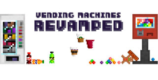 Vending Machines Mod para Minecraft 1.7.10
