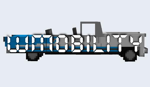 WMobility Mod para Minecraft 1.7.10