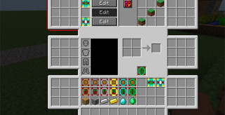 Advanced Inventory Mod para Minecraft 1.8