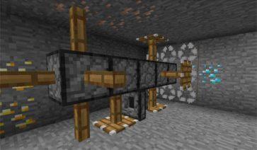 Caterpillar Mod para Minecraft 1.8 y 1.8.9