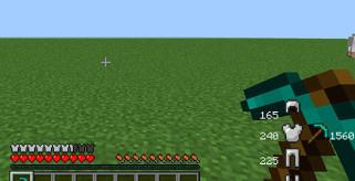 Durability Show Mod para Minecraft 1.8 y 1.8.8