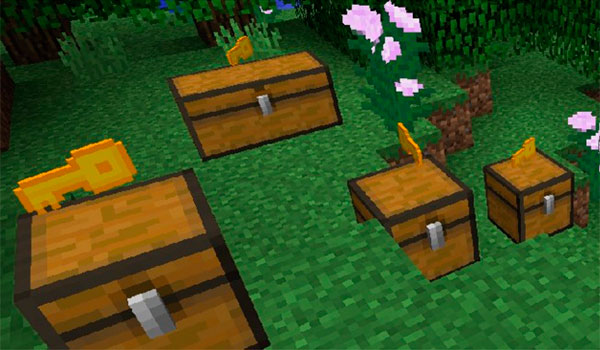 MrCrayfish's Key Mod para Minecraft 1.8