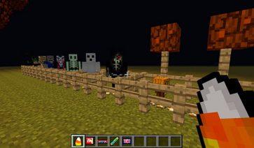 Pipsqueak's Halloween Mod para Minecraft 1.7.10