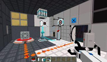 Portal Blocks Mod para Minecraft 1.7.10