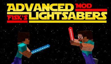Advanced Lightsabers Mod para Minecraft 1.7.10
