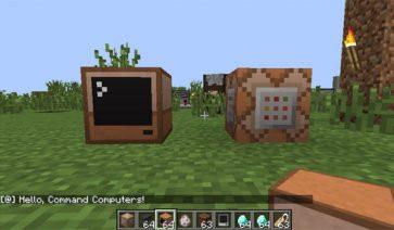 Computer Craft Mod para Minecraft 1.8 y 1.8.9