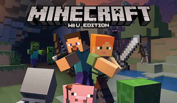 Minecraft llegará a la Wii U de Nintendo, el próximo 17 de diciembre.