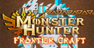 Monster Hunter Frontier Craft Mod para Minecraft 1.7.10