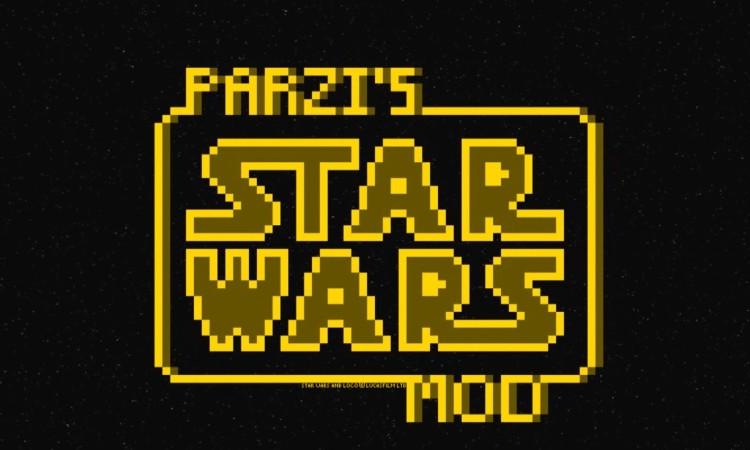 Parzi's Star Wars Mod para Minecraft 1.7.10