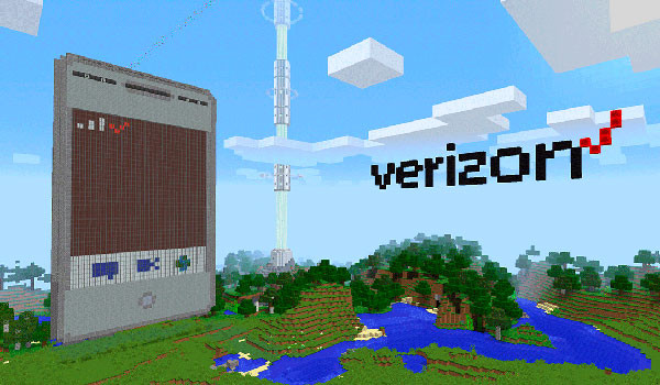 Crean un smartphone en Minecraft capaz de hacer videollamadas, navegar por la web y enviar MMS.