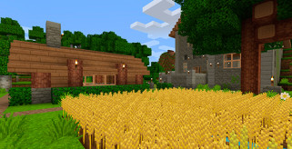 A Brush More Colour Texture Pack para Minecraft