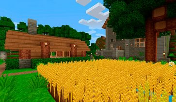 A Brush More Colour Texture Pack para Minecraft 1.8