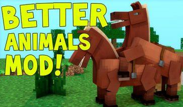 Better Breeds Mod para Minecraft 1.7.10