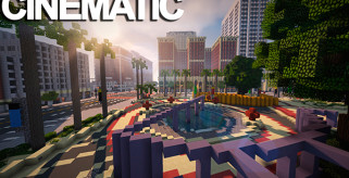 La recreación de la ciudad de Los Santos de GTA V, sigue evolucionando en Minecraft.