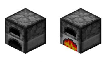 Horno Minecraft