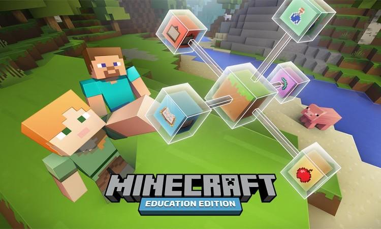 Minecraft dará el salto a las escuelas con una nueva versión del juego, Minecraft: Education Edition.