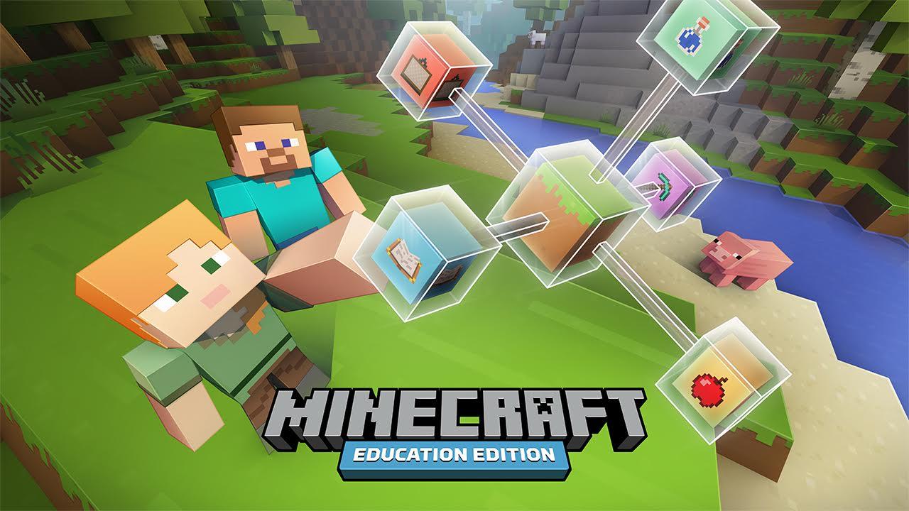 Minecraft para educar, con Minecraft: Education Edition